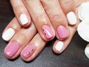 15.ミルク&ピンク