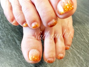 1.キラキラ Foot